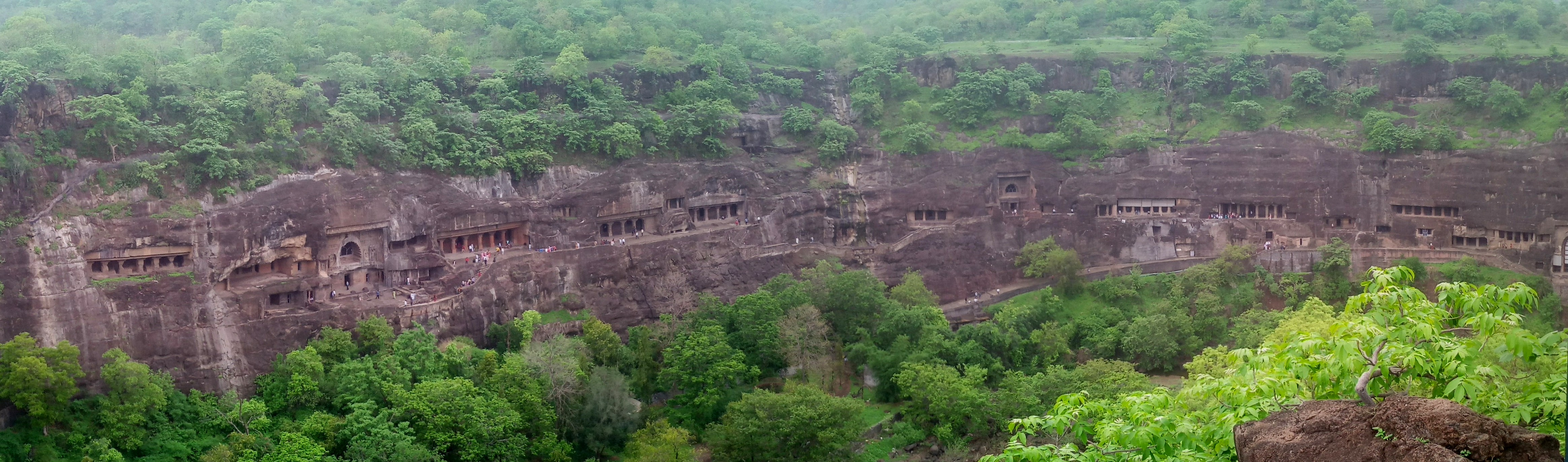 Ajanta caves day tour km holidays for Ajanta indian cuisine